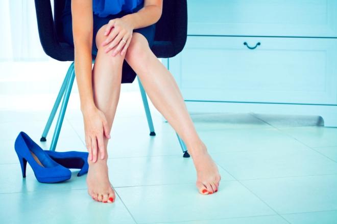 Nyeri lutut pada pengidap arthritis psoriatrik