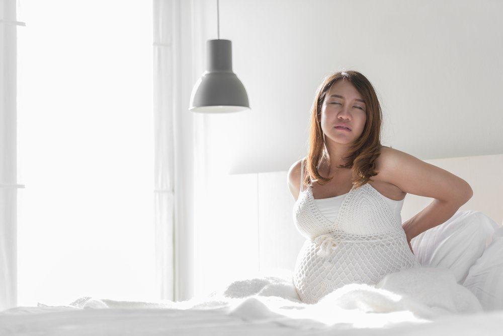 Wajarkah Rasa Sakit Pinggang Pada Ibu Hamil ?