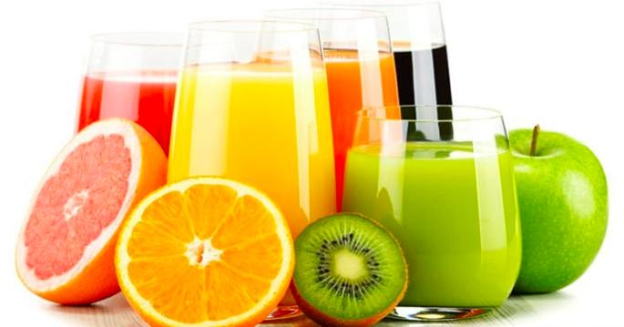 Jus buah untuk antiperadangan
