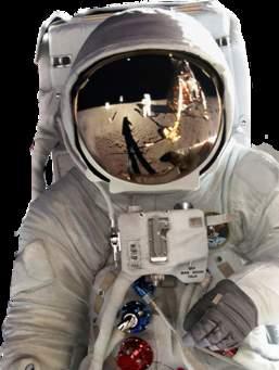 Risiko nyeri punggung astronot