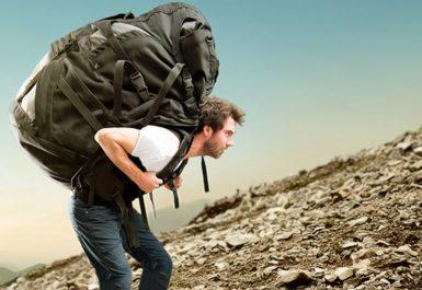 Pantangan penderita radang sendi, membawa benda terlalu berat
