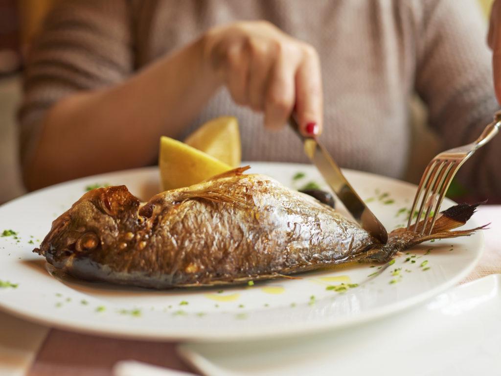 Makan ikan sumber vitamin D