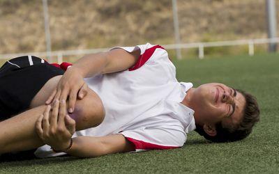 Sakit lutut pada remaja