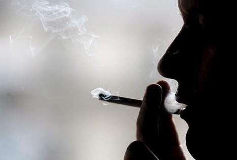 Kecanduan rokok