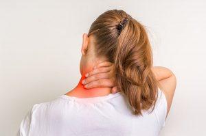 Gejala hnp cervical adalah nyeri di leher