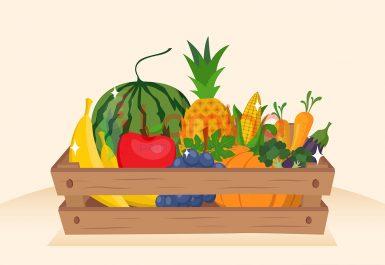 sayuran buah perkuat sistem imun