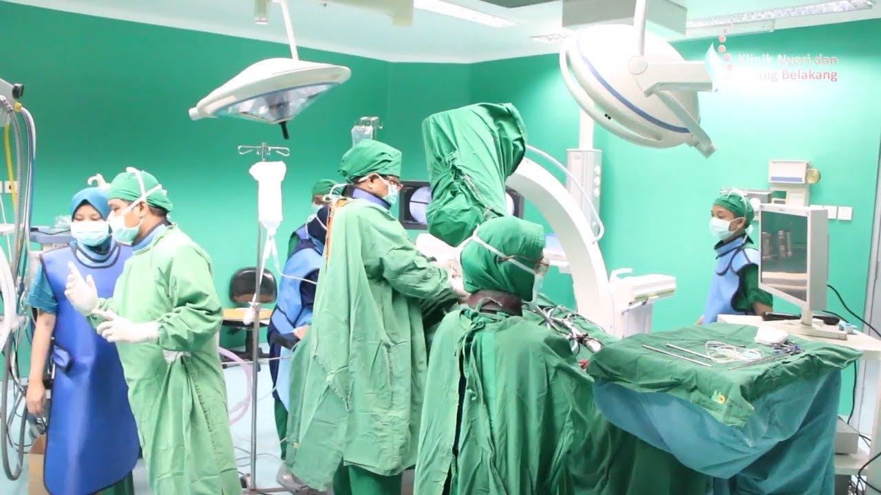 Tindakan Endoskopi PELD