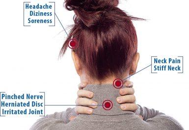 saraf terjepit leher