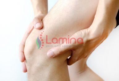 Penekanan arteri poplitea dapat menyebabkan nyeri pada bagian lutut.
