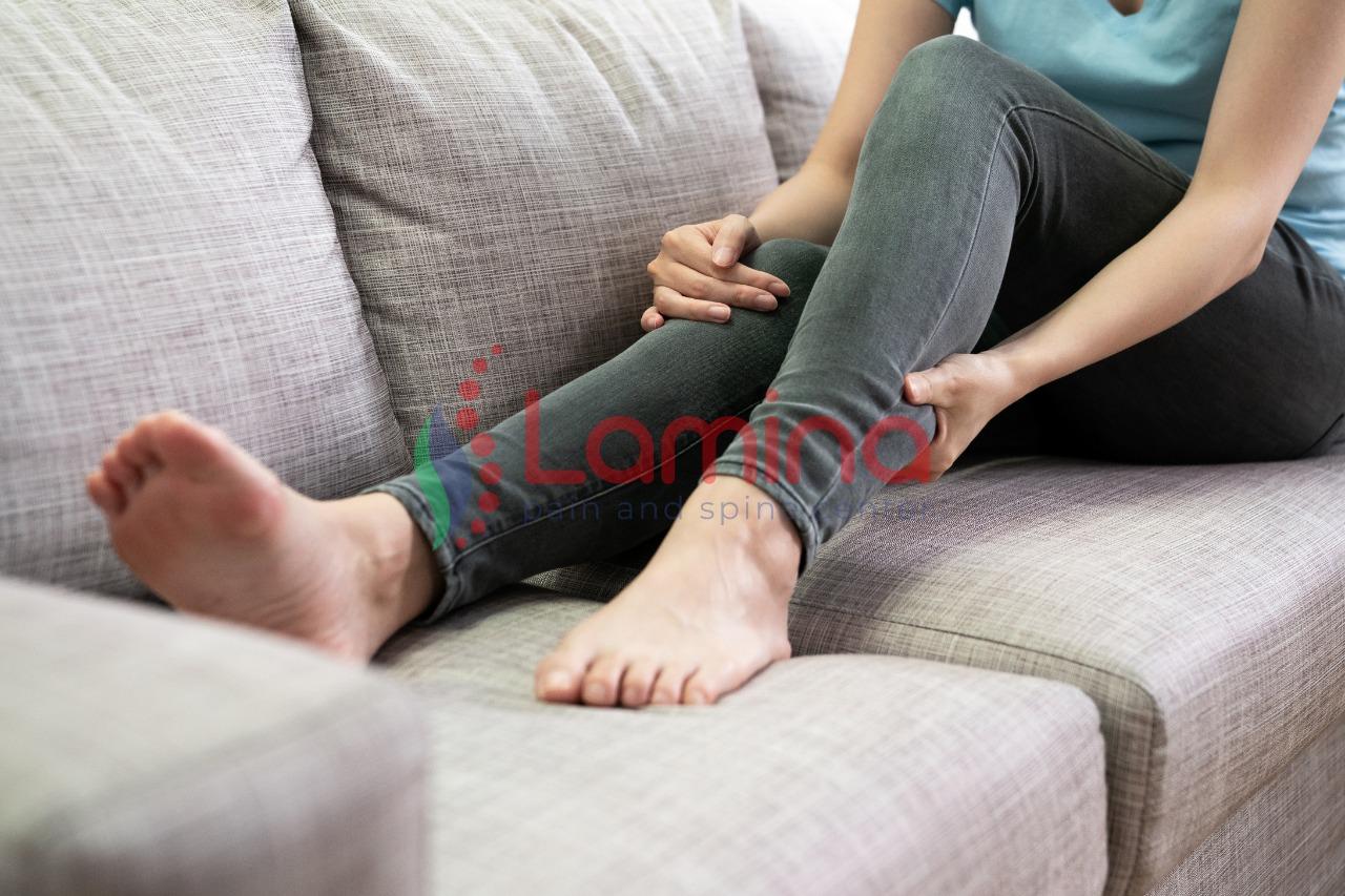 nyeri betis kaki kiri, apa sebabnya?