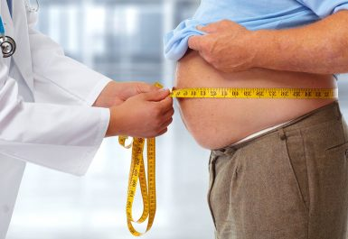 obesitas nyeri tulang belakang