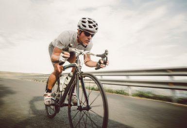 Posisi saat bersepeda picu sakit pada pinggang